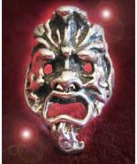 HAUNTED RING APOTROPAIC ULTIMATE BANISH EVIL NEGATIVE MAGICK MYSTICAL TR... - $337.77