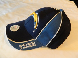 Team San Diego Chargers NFL Team Apparel Blue One Size fits most Back  NWT image 2