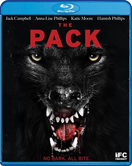 The Pack [Blu-ray] (2015)