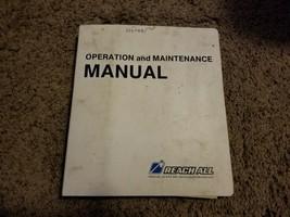 Reach All BOOM Manual AP90MHFO Hard to Find! Good Shape! - $32.71