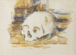 The Museum Outlet - Study of a Skull, 1902-04, Stretched Canvas Gallery ... - $147.51