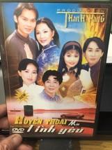 Huyen Thoai Tinh Yeu DVD - $8.04