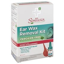 Similasan Ear Wax Removal Kit - $12.79