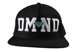 Diamond Supply Co. Negro / Diamante Blanco Azul Gorra Snapback