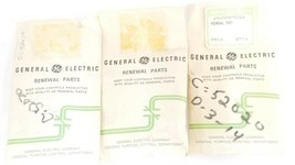 LOT OF 3 NEW GENERAL ELECTRIC 6960047G026 CONTACT KITS