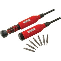 Labor Saving Devices 51-150 MegaPro 15-in-1 Tamperproof Bit Screwdriver - $49.63