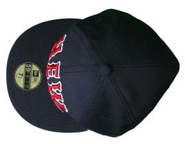 Rocksmith Team New Money 59FIFTY new Era Navy Red Fitted Baseball Hat Cap image 6