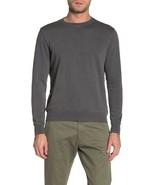 Robert Barakett ,Souris Crew Neck Sweatshirt Pullover,Solid Gray ,Sz L - $49.47