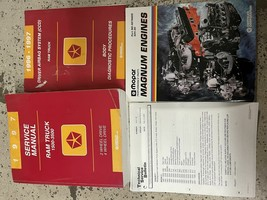 1997 Dodge Ram Truck 1500 2500 3500 Service Shop Workshop Repair Manual Set - $138.09