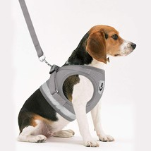 Cat Harness And Leash Escape Proof Safety Adjustable Jackets Walking Out... - $14.11