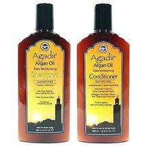 Agadir Argan Oil Daily Moisturizing Shampoo & Conditioner1 set - $49.49