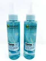Garnier 2 SkinActive Hydrating Facial Mist 4.4oz Each Aloe Juice Vegan F... - $11.31