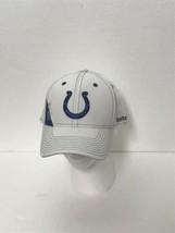 Reebok NFL Equipment Indianapolis Colts Logo Mens Hat Size L/XL - $19.79