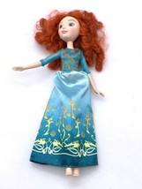 Brave Merida 2016 Disney Princess Royal Shimmer Doll 11 inch - $14.26