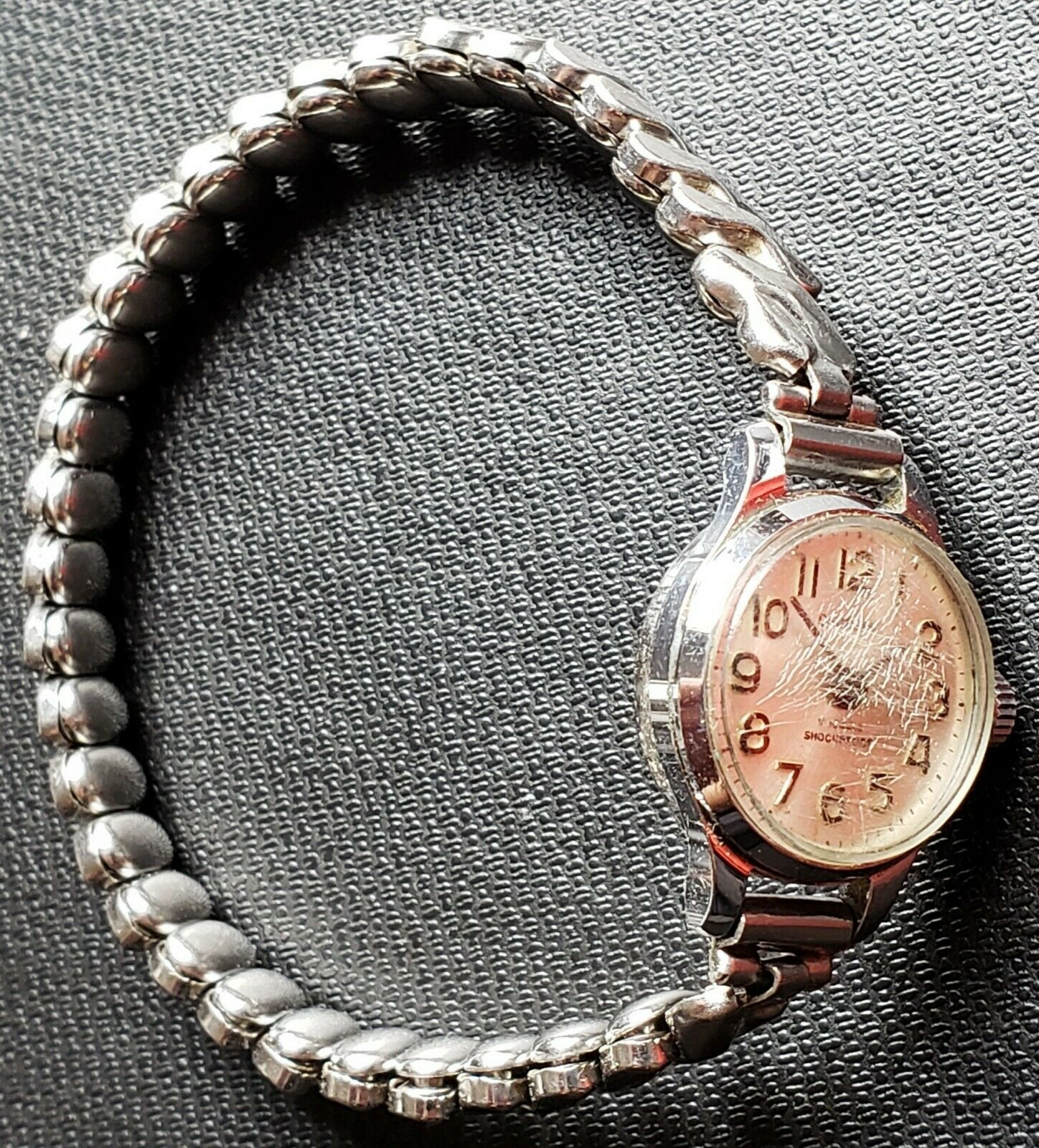 Vintage Cardinal 17 Jewels Women's Watch - Functional