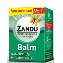 10 x 8ml Zandu Balm Headache Body Pain Cold Sprains Strain Relief - $15.83