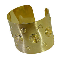 fascinating Plain Gold Plated multi Bangle Fashion usually US - $13.16
