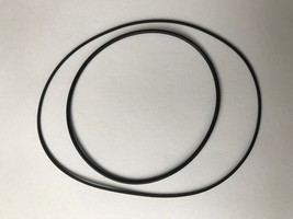 Ampex NEW 2 Replacement BELT SET AKAI GXC-630D GXC-630DS Reel to Reel Pl... - $12.87