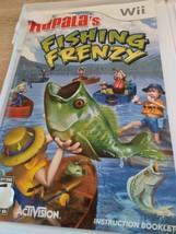 Nintendo Wii Rapala: Fishing Frenzy - Complete image 2