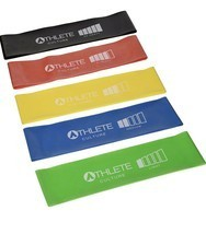 Athlete Culture Resistance Exercise Bands for Fitness, Strength, Stretch... - $7.82+
