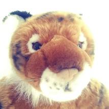 Build-A-Bear Bengal Tiger Plush Stuffed Toy 16'' Striped World Wildlife Fund  - $24.01