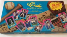 Baseball cards  Classic baseball card game 2nd edition.  - $25.00