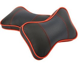 Classical Car Neck Pillow Soft Memory Foam Neck Pillow Neck Rest Pillow Black