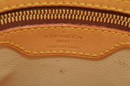 LOUIS VUITTON Monogram Bucket PM Shoulder Bag M42238 LV Auth cr194 **No Sticky image 10