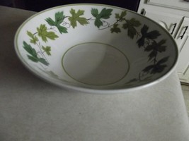 Mikasa Greenwood cereal bowl  1 available - $3.12
