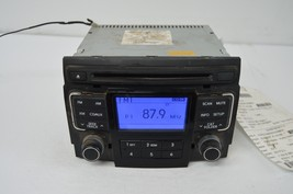2011 2012 Hyundai Sonata Radio Cd Player Oem Radio 96180-3Q000 Tested E51#025 - $22.77