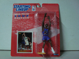 '97 Starting Lineup NBA Series 10 Toronto Raptors Marcus Camby Action Fi... - £8.18 GBP