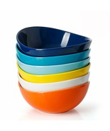 Bowls - 18 Ounce for Cereal, Salad, Dessert - Set of 6 - $51.47+