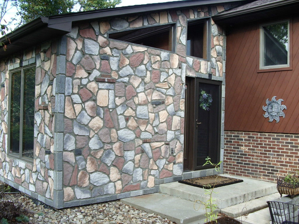 #OAF-02 Flagstone Molds (5) to Make 100s of Large Concrete Stones For Pennies Ea