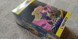 Pokemon TCG Team Up Build and Battle Box Case of 10 Prerelease Kits Sun ... - $254.99