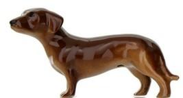 Hagen Renaker Dog Dachshund Miniature Ceramic Figurine