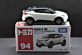 Takara Tomy Tomica #94 Toyota C-HR (Special First Edition) S 1.64 Diecas... - $18.00