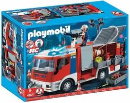 Playmobil Fire Engine 4821 - $110.71