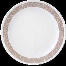 "Corelle 10.25"" Dinner Plate - Sand Sketch - $15.00"