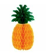 Honeycomb Pineapple 12 inch Summer Luau Centerpiece - £3.90 GBP