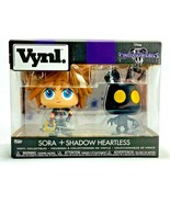 Funko Vynl Disney Kingdom Hearts III Sora & Heartless Vinyl Figures - $18.80