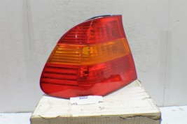 2002-2005 BMW 3 Series Sedan Driver Side Left Tail Light 6907933 OEM 206 6N1 - $9.89