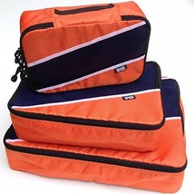 Packing Cubes -3pc Set of Travel Accessories Packing Organizer Packing C... - £31.01 GBP