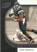 2009 Press Pass SE #8 Donald Brown  - $0.50