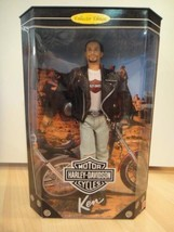 BARBIE Harley Davidson Ken Doll #1 IN SERIES Mattel 22255  MIB 1998 - $44.06