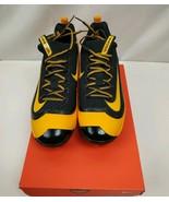 Nike air huarache 2kfilth elite low top baseball black sundown size 11 NIB - $26.51
