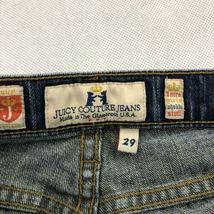 Juicy Couture Women's Blue Jeans 29 image 4