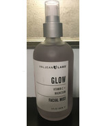Valjean Labs Glow Facial Mist 8 oz Vitamin C and Magnesium NEW! - $22.85