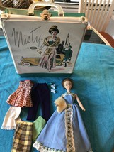 VINTAGE IDEAL 1960 Grow Hair Tressy Doll & Original Clothes & Misty Case HtF - $69.29