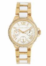 Michael Kors MK5945 Mini Camille Gold Glitz Womens Watch - £68.59 GBP