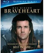 Braveheart (Blu-ray Disc, 2009, 2-Disc Set, Sapphire Edition) - $0.00